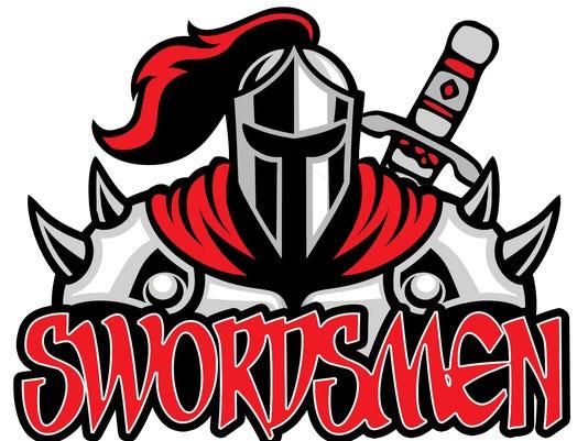 Red Lion Christian Swordsmen logo