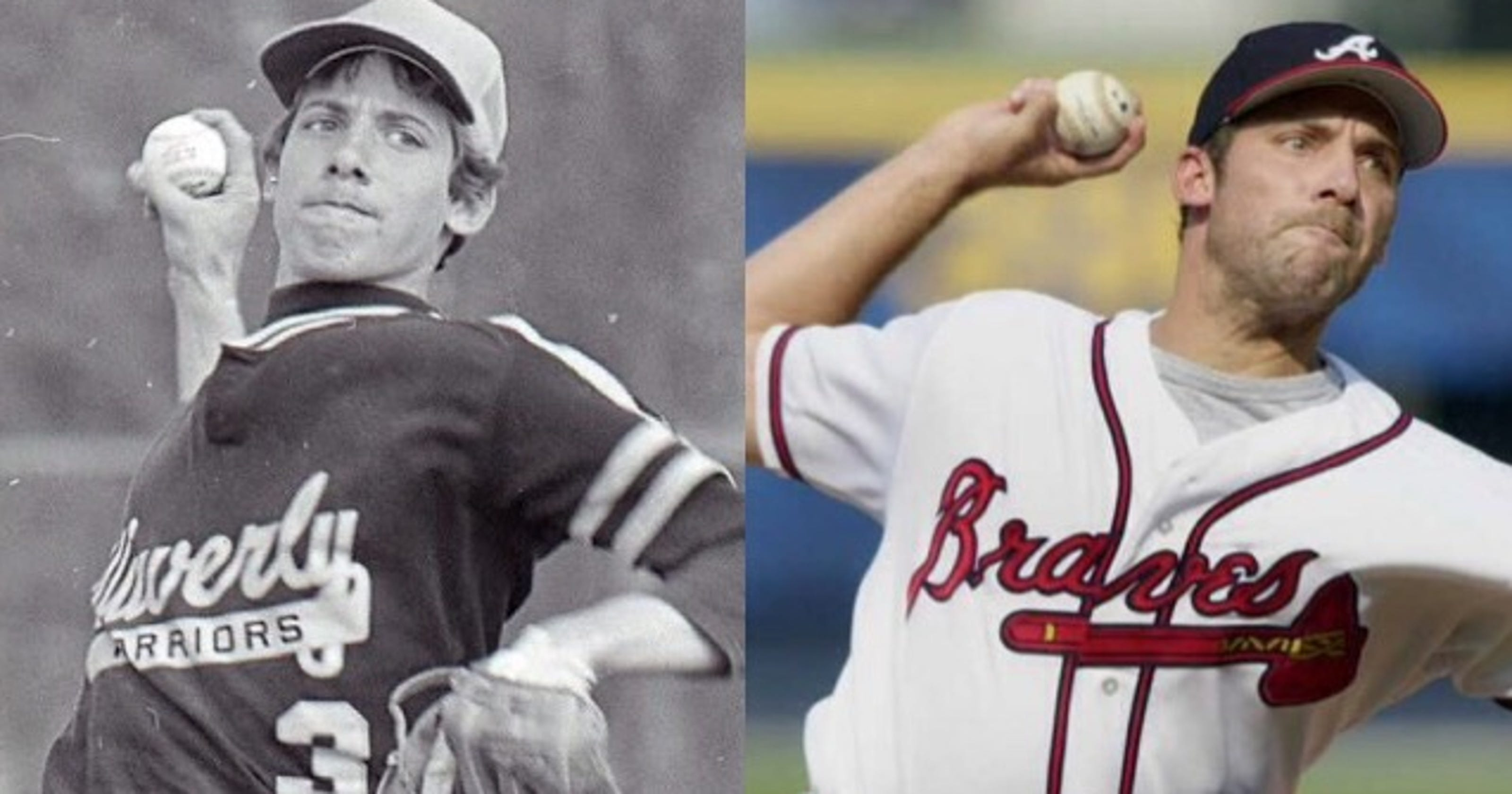 John Smoltz From Lansing To Cooperstown