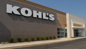 The Kohl's in Middletown. The retailer expects to hire 250 workers this holiday season.
