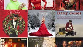 Get in the holiday mood with Carrie Underwood, Dolly Parton