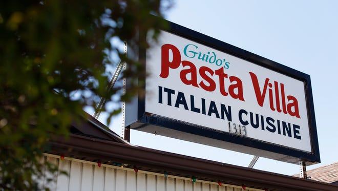 Guido's Pasta Villa in Irondequoit.