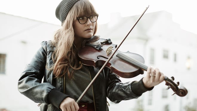 Multi-instrumentalist Sara Watkins, who co-founded the Grammy-winning progressive bluegrass group Nickel Creek more than 25 years ago, will perform a solo show in Kohler on Jan. 20.