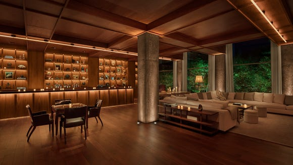 Legendary hotelier Ian Schrager has launched his new