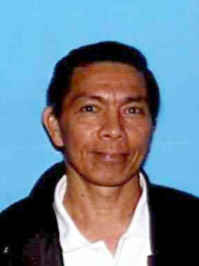 This undated photo provided by the Mendocino County Sheriff's Department, shows Gene Penaflor. Penaflor, a 72-year-old hunter, was rescued Saturday after 19 days in a Northern California forest.