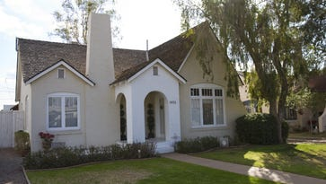Phoenix historical neighborhood: Brentwood