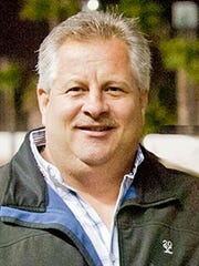 Trainer Paul Jones