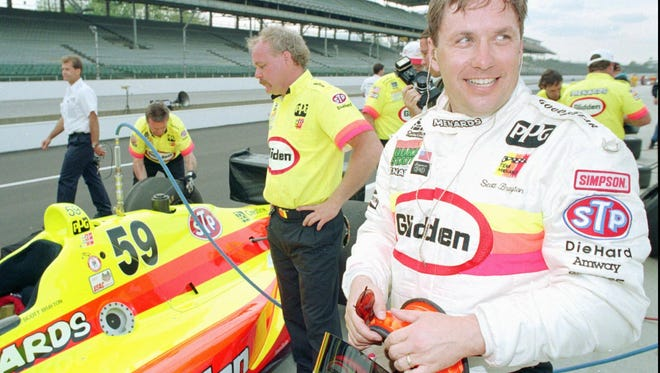Coldwater's Scott Brayton died in a crash at the Indy 500 20 years ago this week.