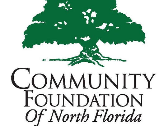 Community Foundation of North Florida logo.