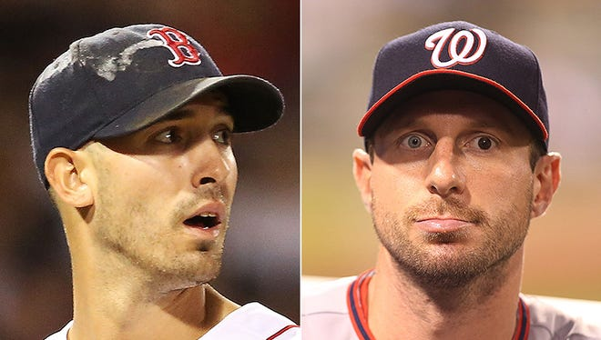 Rick Porcello and Max Scherzer, both former Tigers, could win major individual awards on their new teams.