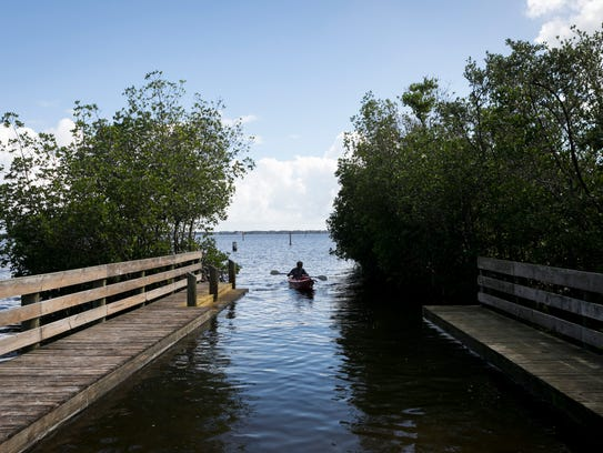 Join the Treasure Coast Gator Club's cleanup at the Oslo Boat Ramp 9-11 a.m. Saturday in Vero Beach.