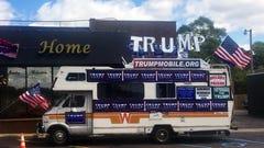 Trump Unity Bridge catches Dream Cruisers' attention