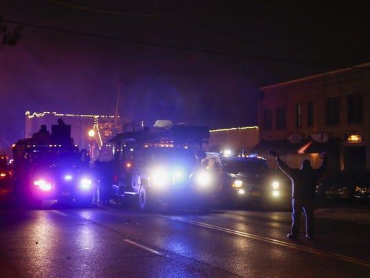 Fergusontankman