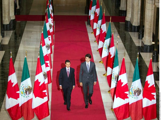 Mexicans won't need a visa to visit Canada