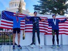 Mile posts: Items on Track Guy USA, Brogan Austin, Pasca Myers, Meghan Peyton, Matt Hanson