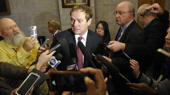 House Majority Whip Jeremy Durham, R-Franklin, talks