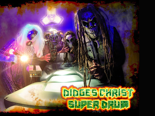 Didges Christ Superdrum