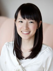 Best-selling author Marie Kondo.