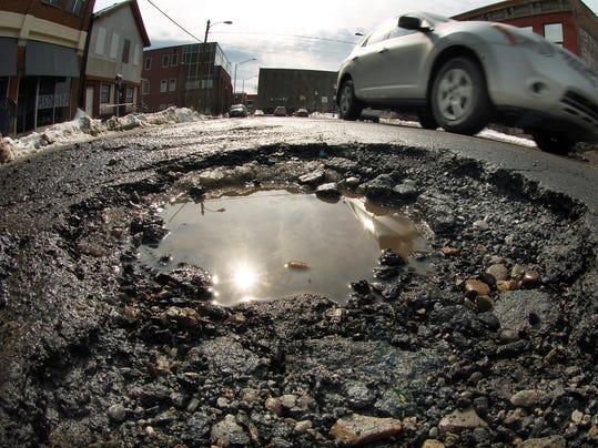 AP Pothole Craters