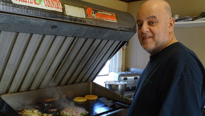 Mark Boukissen, 60, owner of Whitey's Diner, is in need of a kidney transplant.