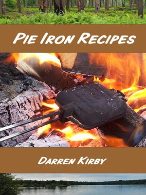 Darren Kirby, Bloomer, has self-published a collection of pudgie pie recipes.