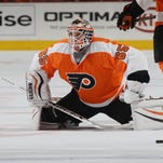Anthony Stolarz joins the show to talk about the potential of making his NHL debut with Michal Neuvirth out hurt.
