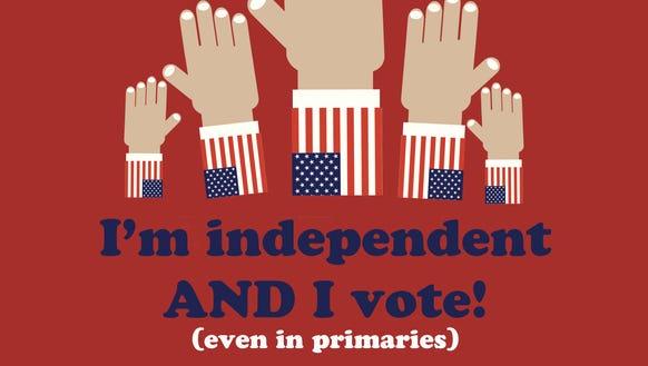 I'm independent 2