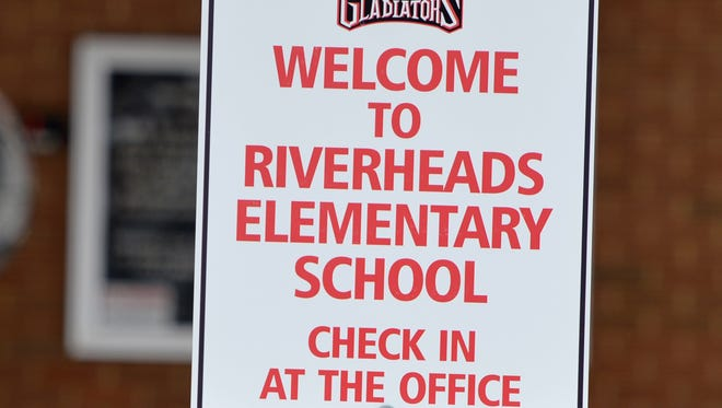 Riverheads Elementary School.