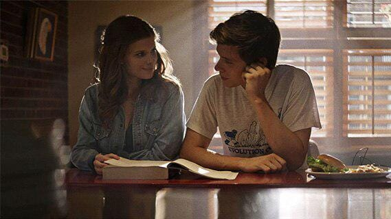 "Kate Mara and Nick Robinson star in Hannah Fidell's ""A Teacher."""