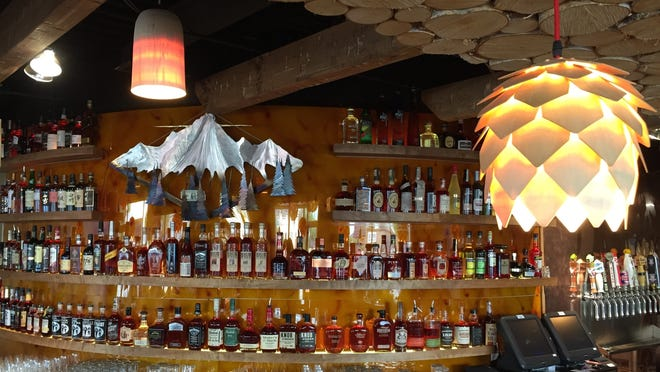 Embers Ski Lodge opened Monday in 12South. The restaurant and bar has a craft cocktail program and boasts of having Nashville's largest global whiskey program.