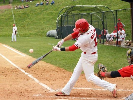 Cedar Crest graduate Matt Walewski helped No 13 East Stroudsburg to a 35-14 record by batting .342 with 47 RBIs.