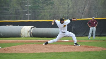 Grambling's Isaac O'Bear had another strong outing for the Tigers on Friday.