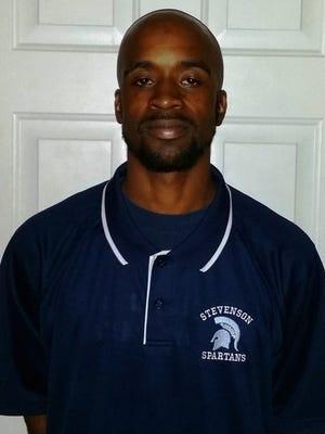 Kareem Smartt was named head coach of the Livonia Stevenson boys basketball team earlier this week.