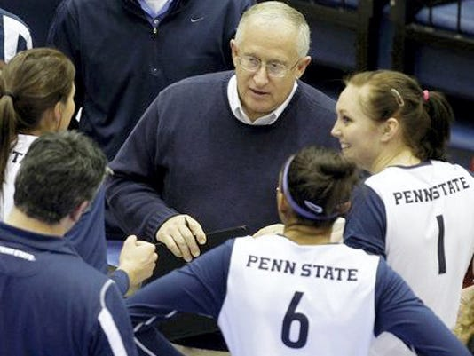 Russ Rose is set to begin his 37th season as Penn State women's volleyball coach.