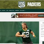 Packers' new website adds section on 100 years of football in Green Bay