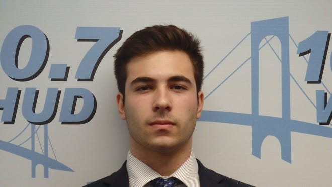 Iona Prep thrower Andrew Cannistraci is this week's Con Edison Athlete of the Week