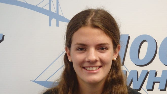 Scarsdale field hockey's Erin Nicholas is the Con Edison Athlete of the Week