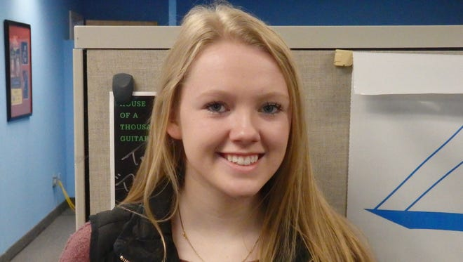 Irvington point guard Lindsay Halpin is the Con Edison Athlete of the Week