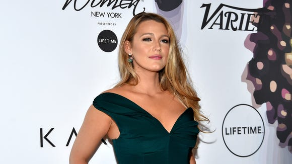 An epic throwback picture of Blake Lively shows the