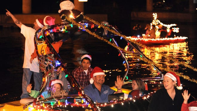 The 13th annual Light Up Milton will bring Christmas cheer to downtown Milton on Friday, Dec. 1, 2017.