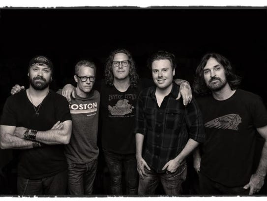 The alternative rock band Candlebox tops the bill Saturday.