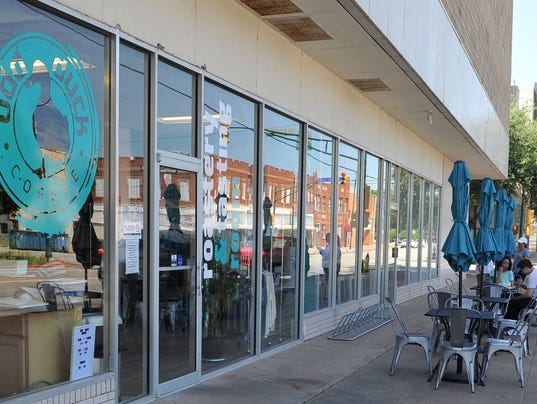 Some downtown businesses upset about city upholding sidewalk ordinance