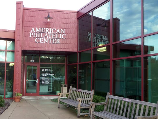 The American Philatelic Center is the headquarters