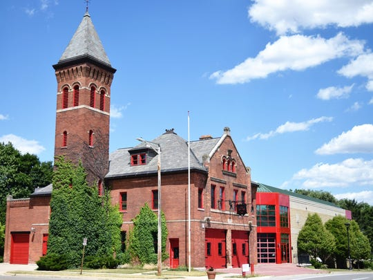 Michigan Firehouse Museum and Education Center in Ypsilanti.