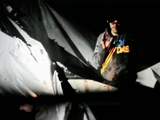 Tsarnaev captured