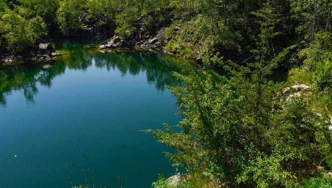A quarry will be a feature for visitors to see at the new Waite Park amphitheater Friday, July 6, along south of Minnesota Highway 23 in Waite Park.