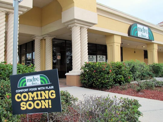 The Jacksonville-based Metro Diner chain is targeted