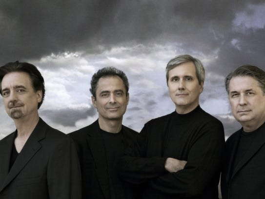 Legendary Emerson String Quartet will be part of the
