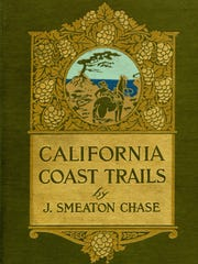California Coast Trails by J. Smeaton Chase.