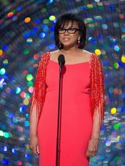 Motion Picture Academy Cheryl Boone Isaacs says the