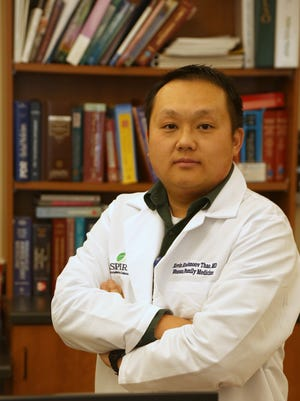A news story about Dr. Kevin Thao's study of Hmong health concerns has drawn reactions from around the country and from overseas.